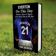 Everton on this Day Book
